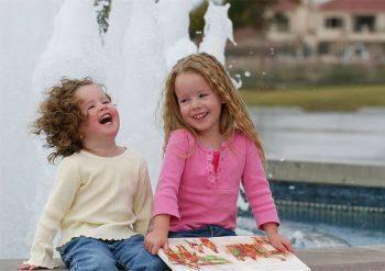Felicità bambini