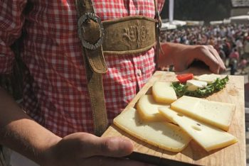 Altipiano del Renon formaggi