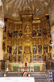 Arcos de la Frontera Chiesa-S-Pedro