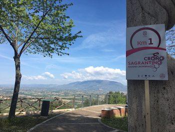 Sagrantino Cartello-segnaletico-Crono-Sagrantino-b