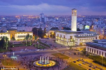 Casablanca veduta-della-città