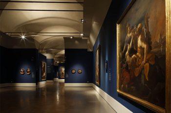 Da Caravaggio a Bernini-sale