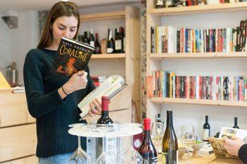 Nuvole in cantina libreria-e-street-food