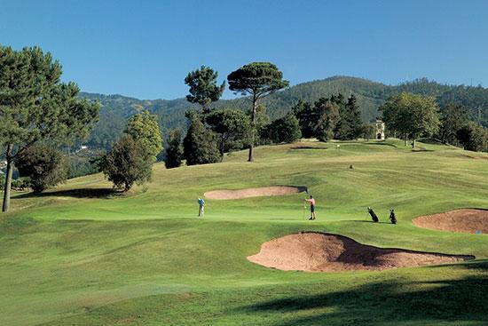 Arcipelago di Madeira Palheiro-Golf-Course