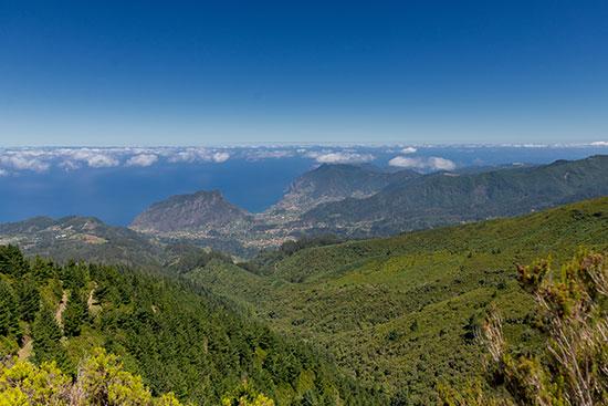 Arcipelago di Madeira Pico-das-Pedras_Santana
