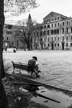 Scatti veneziani L'attesa