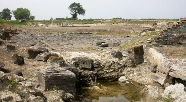 Sibari, Parco Archeologico