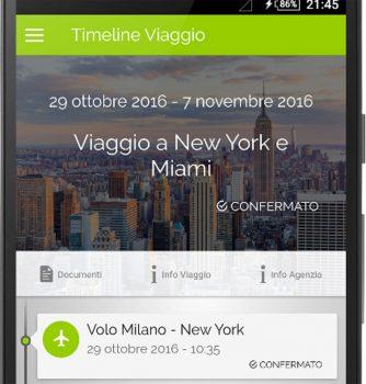 App per chi viaggia Weellgo