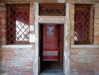 Ghetto Venezia banco-rosso_ingresso-venezia