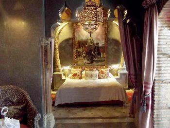 Marrakech hotel-La-Sultana