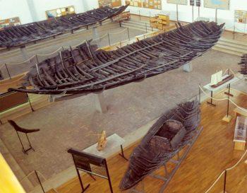 Patrimonio archeologico museo-navi-romane