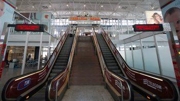 Fiumicino Aeroporto-Roma-Fiumicino-interno