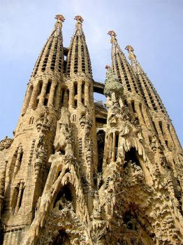 Barcellona SagradaFamilia