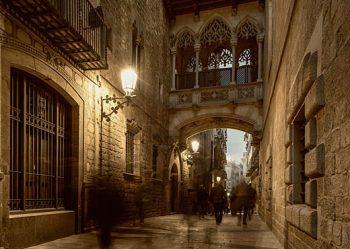 Barcellona quartiere-gotico