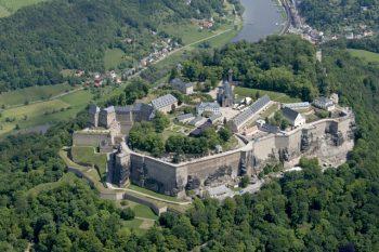 Parchi Naturali Fortezza-di-Konigstein-germania