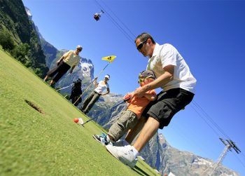 Les 2 alpes golf-Monica-Dalmasso