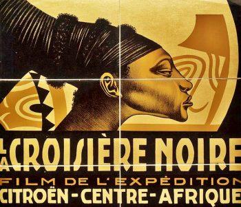Citroën Locandina-film-spedizione-Citroen-in-africa