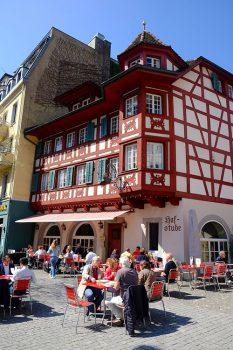 Lucerna Hotel-zum-Rebstock