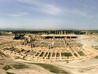 Veduta del sito Persepoli. (Foto: Federica Gögele © Mondointasca)