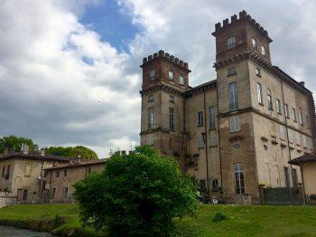 Naviglio Robecco-sul-Naviglio,-Palazzo-Archinto