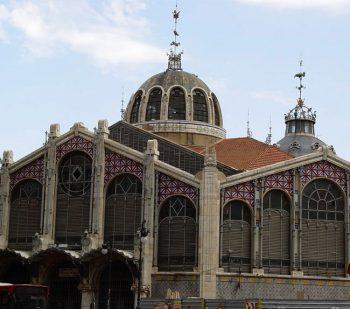Barcellona Valencia-mercato-centrale