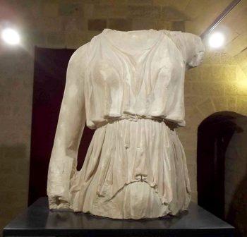 Castro la-statua-di-Minerva