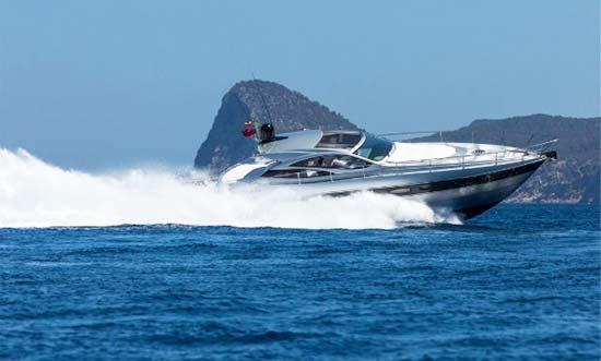 Barca Baleari-yacht