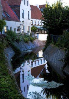 Bruges Canali-e-vie-d'acqua