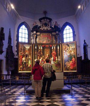 Bruges Chiesa-di-Nostra-Signora