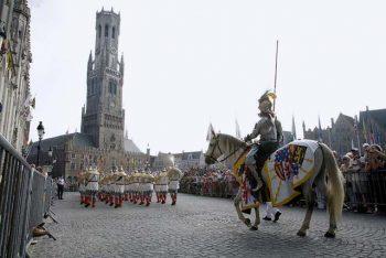 Bruges Rievocazioni-medievali