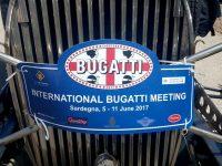In Sardegna all'International Bugatti Meeting 2017 si rinnova il mito