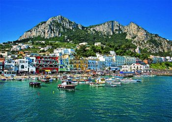 Turisti Capri