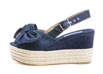 zaini Frau-81-J5-Jeans-Blu