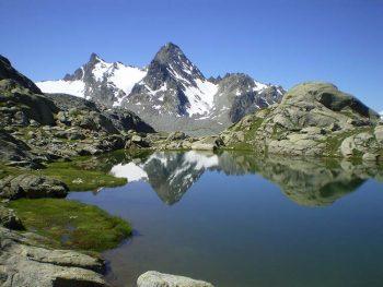 La Thuile Grand-Assaly-Ruitor-Lake