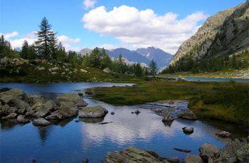 La Thuile Lago-Arpy-Valle-D'Aosta