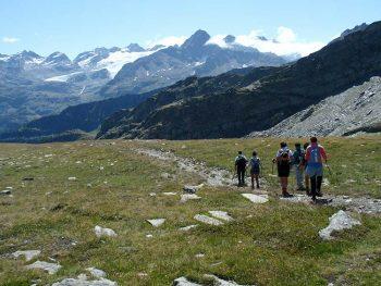 La Thuile Trekking-Valle-d'Aosta