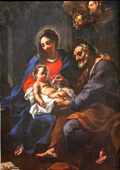 La bellezza ritrovata Sacra-famiglia-Ascoli-Piceno-chiesa-sant'Angelo-Magno