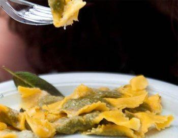 #Eat Mantua Tortello amaro