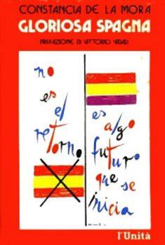 Gloriosa Spagna cover