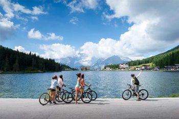 Auronzo Lago di-Misurina-tre-cime-bike