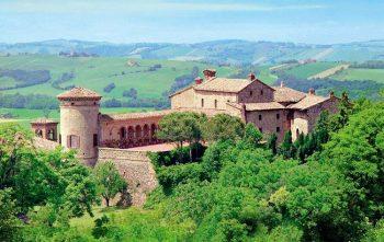 Salsomaggiore Castello-di-Scipione-dei-conti-Pallavicini