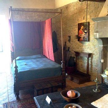 Castrocaro Rocca-camera-da-letto