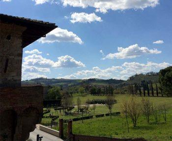 Castrocaro Terme panorama-dalla-Rocca