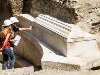 Pompei, ritrovamento della tomba di Gneo Alleo Nigidio Maio