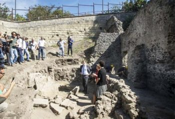 tomba Scoperta-Pompei-Tomba-