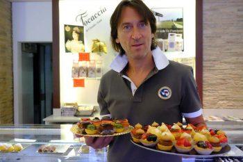 Salsomaggiore Tabiano-Terme-Pasticceria-Tabiano-Il-titolare-Claudio-Gatti