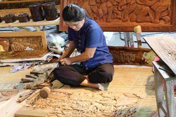 Intarsiare il legno