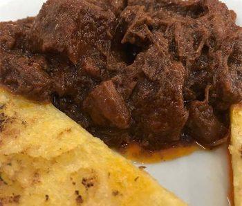 Lo Sapevate che Tresigallo-Sagra-del-somarino-carne-asino-e-polenta