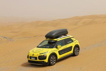 Avventura Gialla Deserto dei Gobi