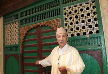 Fès Driss-Laraichi-invita-a-visitare-la-Medina